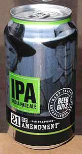 Picture of 21st Amendment India Pale Ale
