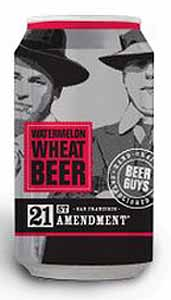Picture of 21st Amendment Watermelon Wheat