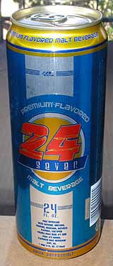 Picture of 24 Seven Malt Beverage