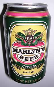 Picture of Marlyn's Beer