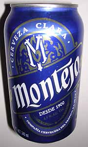 Picture of Montejo Beer