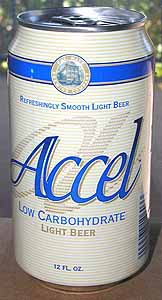 Picture of Accel Low Carb Light