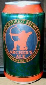 Picture of Archer's Ale - Front