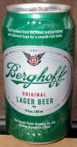 Picture of Berghoff Lager