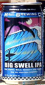 Picture of Big Swell IPA