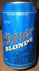 Picture of Blonde Beer