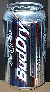 Picture of Bud Dry Beer