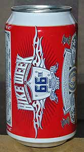 Picture of Budweiser Beer - Side Panel