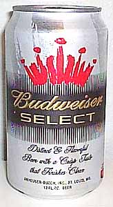 Picture of Budweiser Select Beer