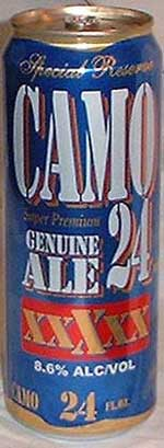 Picture of Camo Genuine Ale