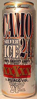 Picture of Camo Silver Ice