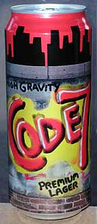 Picture of Code 7 High Gravity Premium Lager