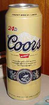 Picture of Coors Beer
