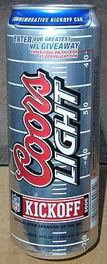 Picture of Coors Light