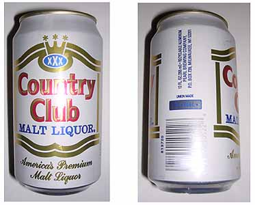 Picture of Country Club Malt Liquor