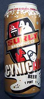 Picture of Cynic Ale