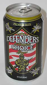 Picture of Defenders Choice Lager