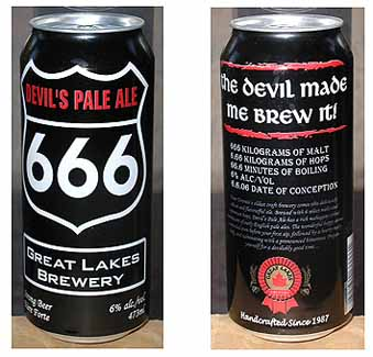 Picture of Devil's Pale Ale