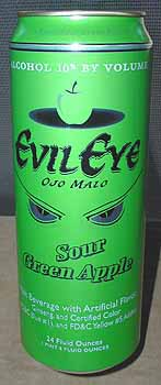 Picture of Evil Eye Sour Green Apple