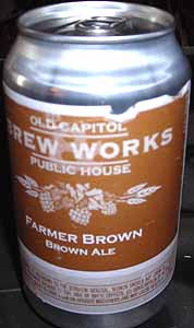 Picture of Farmer Brown Brown Ale
