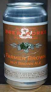Picture of Farmer Brown Nut Brown Ale