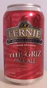 Picture of The Griz Pale Ale