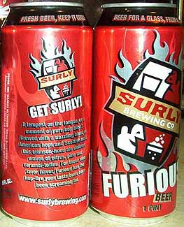 Picture of Furious Beer
