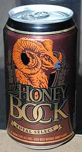 Picture of Gluek Honey Bock