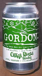 Picture of Gordon India Pale Ale