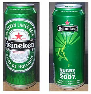 Picture of Heineken Beer