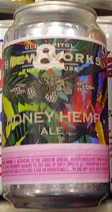 Picture of Honey Hemp Ale
