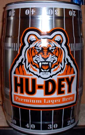 Picture of Hu-Dey Premium Lager - Front