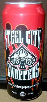 Picture of Iron City Beer - Back