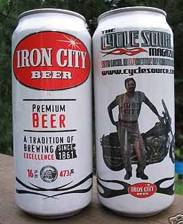 Picture of Iron City Beer