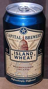 Picture of Island Wheat Ale