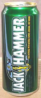 Picture of Jack Hammer Malt Beverage