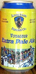 Picture of James Page Voyageur Extra Pale Ale
