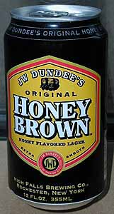 Picture of JW Dundee's Honey Brown Lager