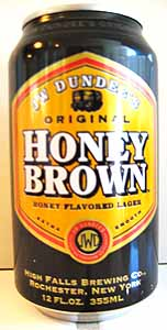 Picture of JW Dundee's Honey Brown