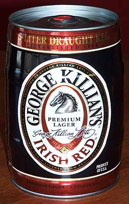 Picture of George Killians Irish Red