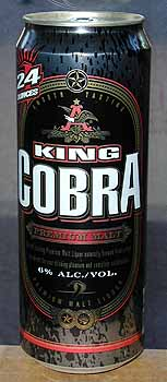 Picture of King Cobra Premium Malt Liquor