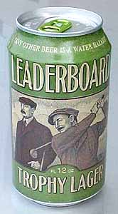 Picture of Leaderboard Trophy Lager