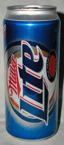 Picture of Lite Beer - front