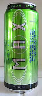 Picture of MAX Lemon Lime Malt Beverage