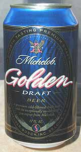 Picture of Michelob Golden Draft