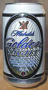 Picture of Michelob Golden Draft Light