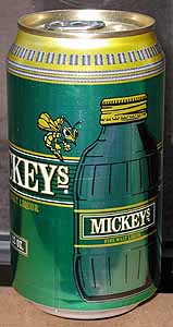 Picture of Mickey's Malt Liquor