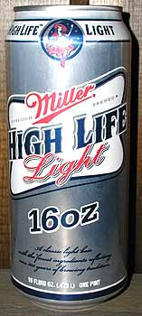 Picture of Miller High Life Light