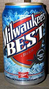 Picture of Milwaukee's Best Beer
