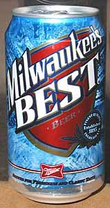Picture of Milwaukee's Best Beer - Front